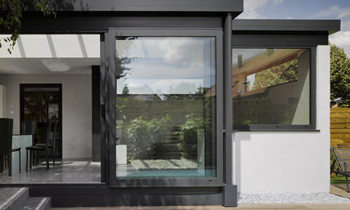 Awesome prix veranda with cout batiment industriel for Cout batiment industriel m2